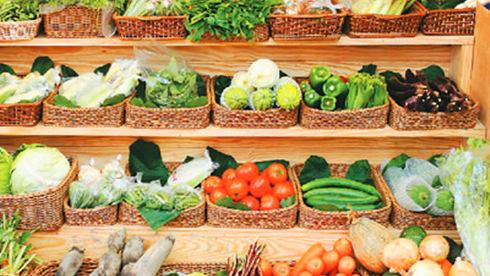 小农市集带给台湾食客清新感