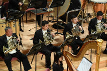 两岸交响乐团在台北联袂演出