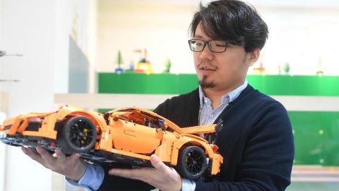 台青徐国峰:以机器人早教创业叩开大陆市场