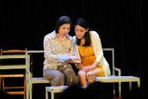 台湾音乐剧《爸爸的信》多地巡演