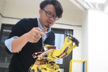 台青:以机器人早教创业叩开大陆市场