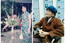 台湾90岁女军官湖南寻亲