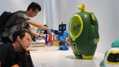 第九届海峡两岸文化创意产业展在台北开幕