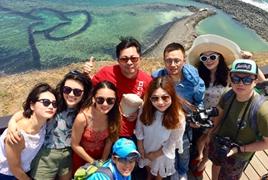 台旅会宣传海湾主题旅游