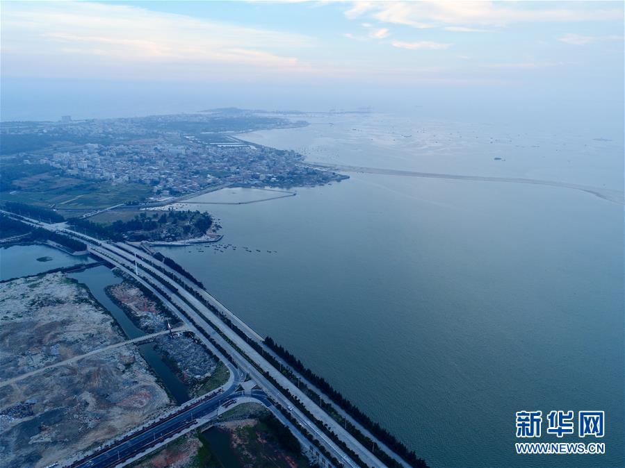 福建向金门供水工程在台引发积极反响
