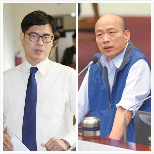 郑丽文谈高雄市长选情:韩国瑜10月或可追平陈其迈