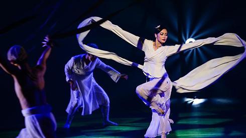 香港舞蹈团经典浪漫舞剧《倩女·幽魂》台北展演