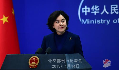 """外交部:不允许外国企业以任何形式参与台""""潜艇国造""""项目"""