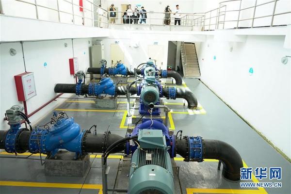 福建累计向金门供水超过366万吨 日均逾万吨