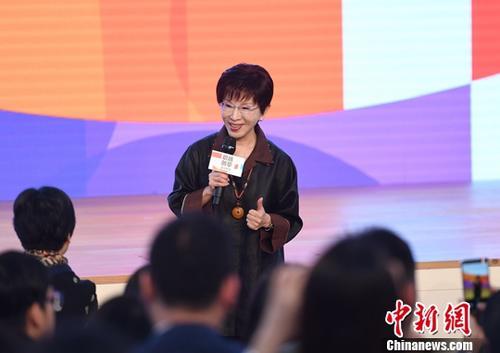 洪秀柱入籍台南 挺身而出战国民党最艰困选区
