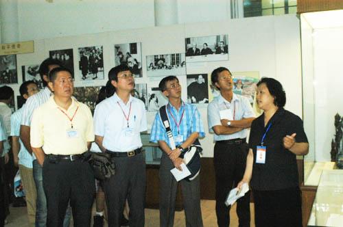 台湾大学/台湾大学师生参观宋庆龄故居