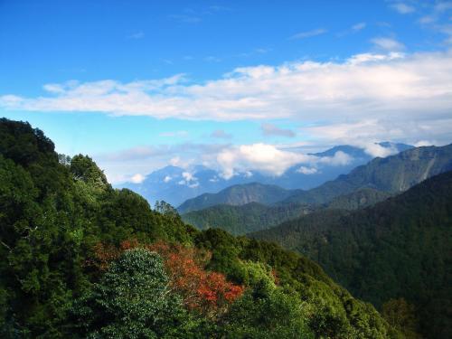 花莲县景点 玉山公园图片